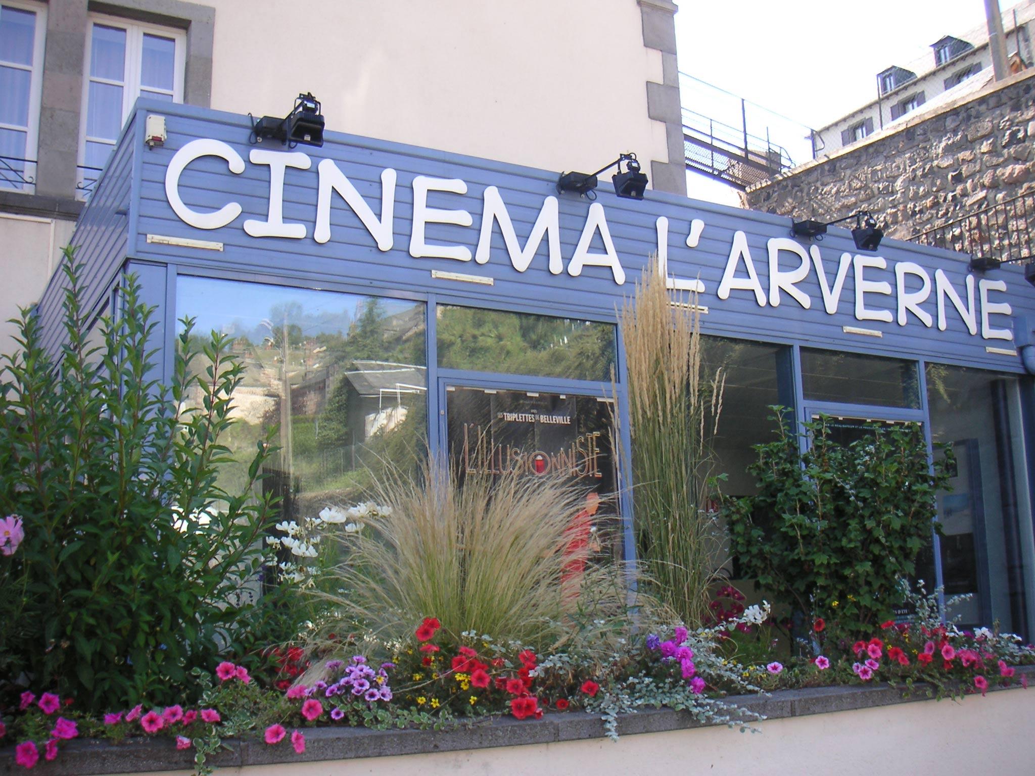 Cinéma l'Arverne