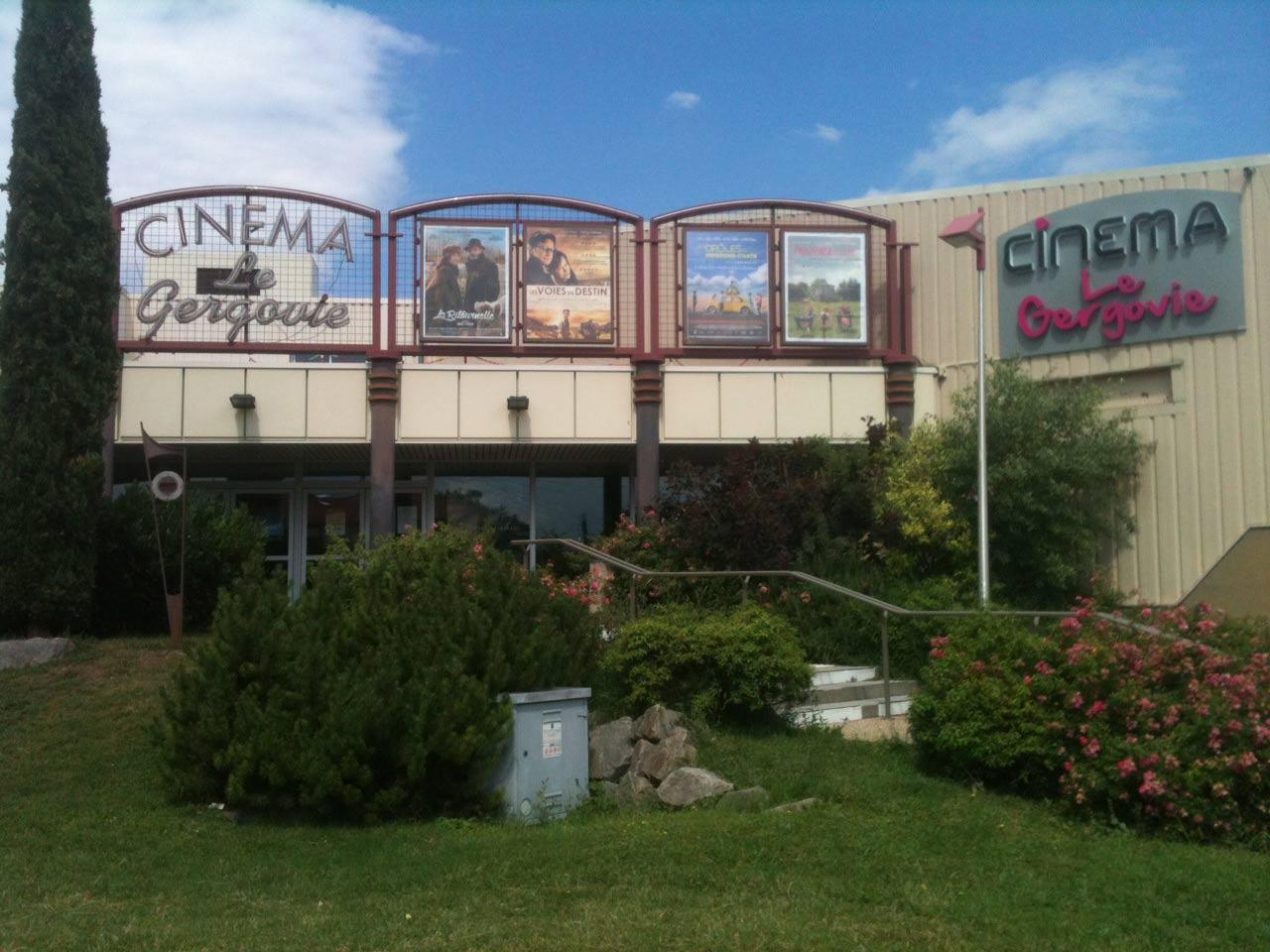 Cinéma le Gergovie