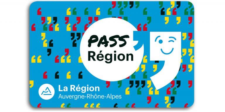 carte pass region rhone alpes PASS REGION (15 25 ans)   Plein Champ