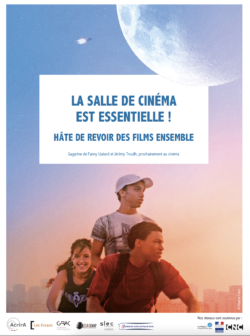 Hate de affiche revoir des films ensemble